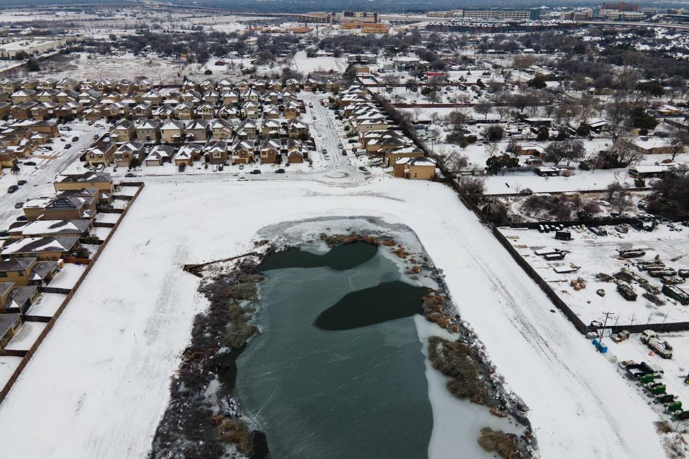 Winter Storm Uri - Texas